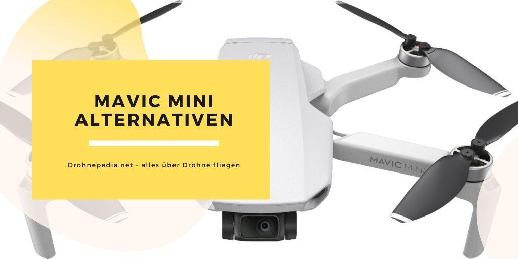 Mavic Mini alternativen