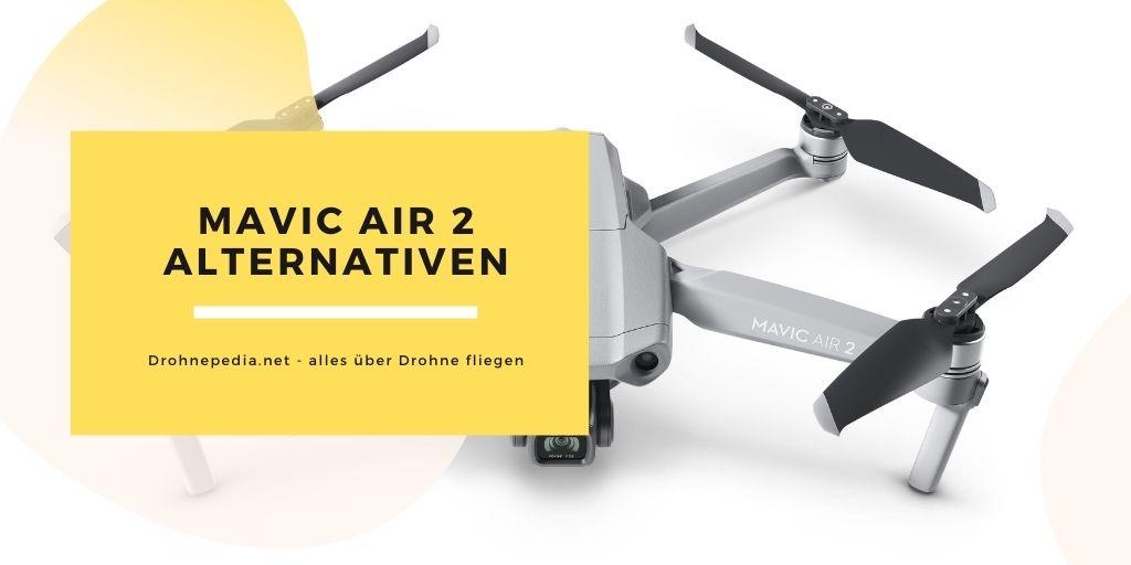 Mavic air 2 alternativen